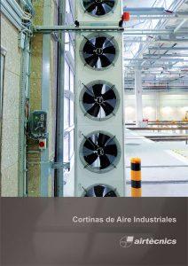 Cortinas de aire. Para Puertas Industriales