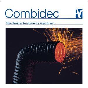 Combidec: Tubo flexible de aluminio y copolímero.